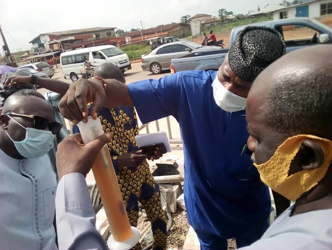 Ekiti State Government Warns Filling Stations To Desist From Fraudulent Act