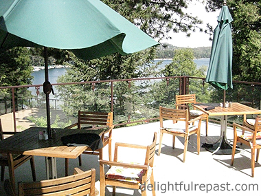 Travel Review - Lake Arrowhead - Lake Arrowhead Resort & Spa / www.delightfulrepast.com