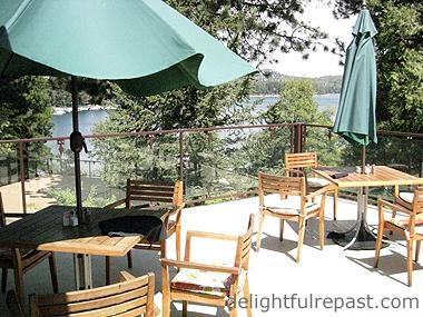Travel Review - Lake Arrowhead - Lake Arrowhead Resort & Spa / www.delightfulrepast.com