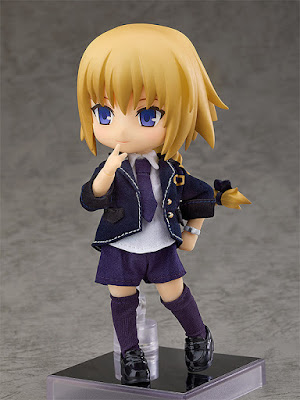Figuras: Adorable Nendoroid Dol de Ruler Casual Ver. de Fate / Apocrypha - Good Smile Company