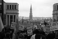 Manifestación por una Europa de las personas y no del capital