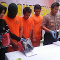 Satreskrim Polres Purbalingga Tangkap 3 Pelaku Dugaan Pemerkosaan Anak Bawah Umur