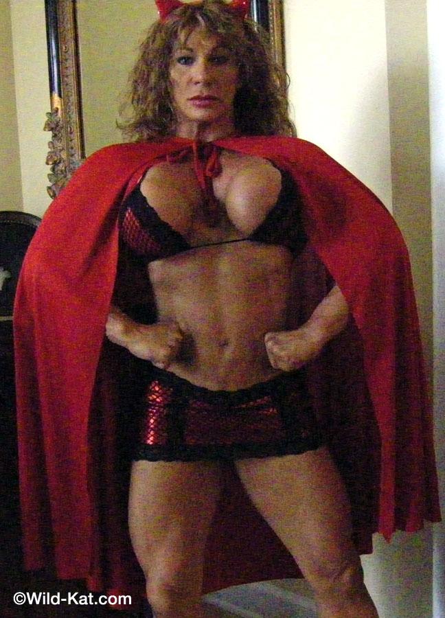 Kathy Connors Porn - Laura Carrara devil Kathy Connors devil