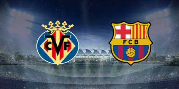 مباراة برشلونة وفياريال بتاريخ 24-09-2019 الدوري الاسباني