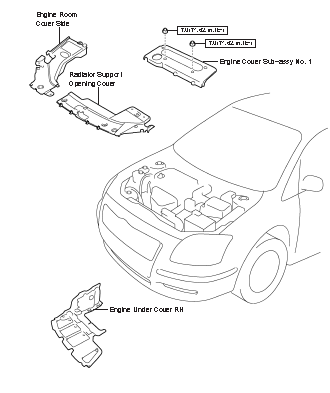 CAMSHAFT (1AZ–FE) COMPONENTS Avensis Repair Manual