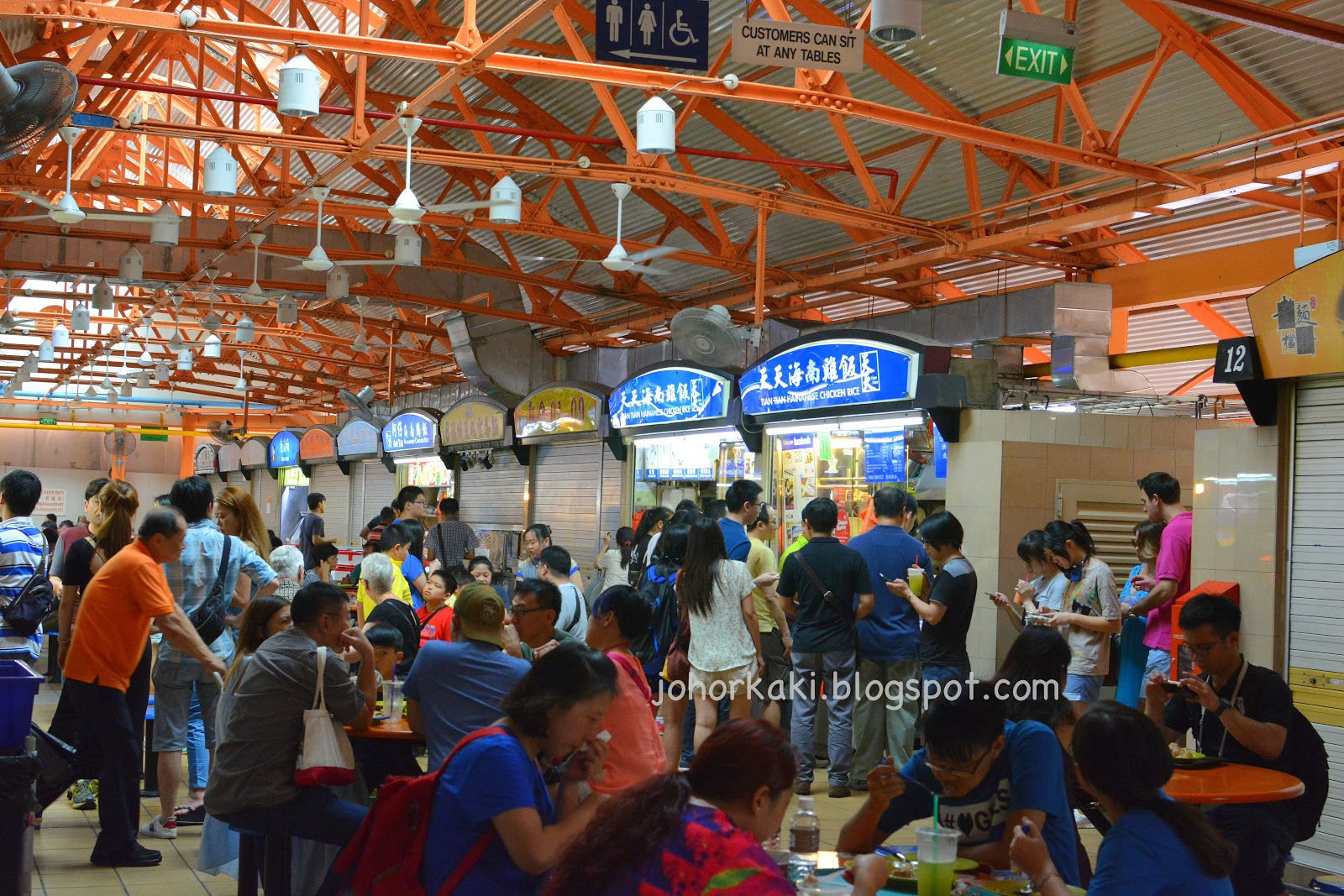 Do New Hawker Centres Secure the Future of Singapore's ...
