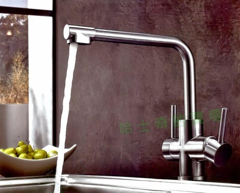 High Flow Kitchen Faucet Aerator Kohler Sinks Porcelain 無鉛進口 Kfk3001 全不鏽鋼304 三用ro逆滲透廚房龍頭流理台龍頭逆滲透 三用ro逆滲透廚房龍頭流理台龍頭逆滲透龍頭 Ro水龍頭檯面淨水器電解機