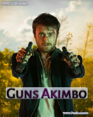 Guns Akimbo Download Full movie in Hindi dubbed