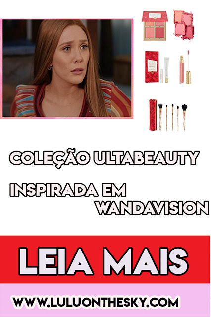 Coleção  Ultabeauty  inspirada em WandaVision
