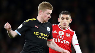 Arsenal vs Manchester City Preview, Betting Tips and Odds