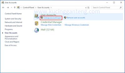 Cara Manambahkan Password User di Windows 10
