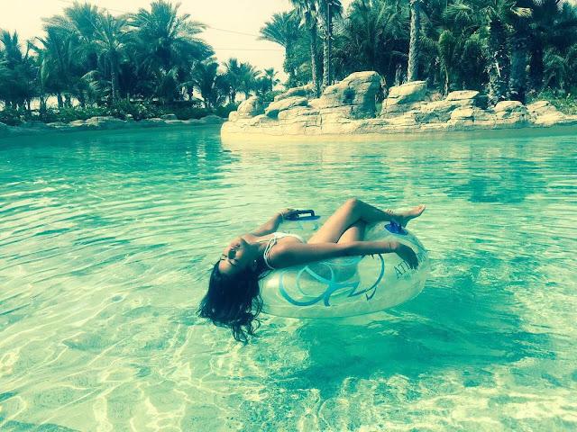 Nia sharma under water pic