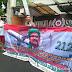 Sepanduk Penjemputan Kepulangan Habib Rizieq Syihab Dicopot