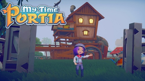 My Time at Portia - Upgrading House
