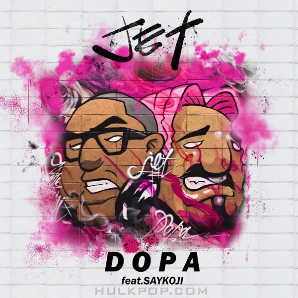 DOPA – JET (feat. SAYKOJI) – Single