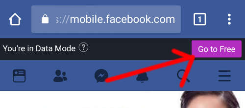 cara menyembunyikan status sedang mengetik di fb