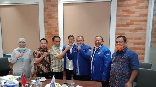 Lawan Mantu Jokowi, Petahana Walkot Medan Belot dari PDIP ke Demokrat