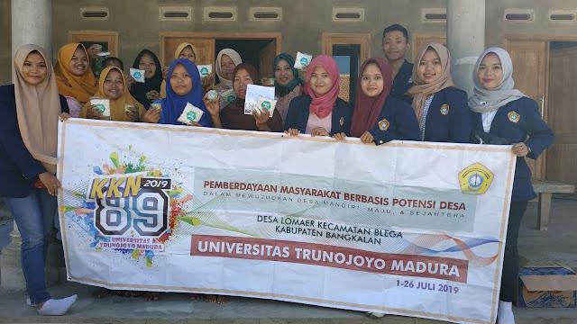 KKN 89 Universitas Trunojoyo Madura