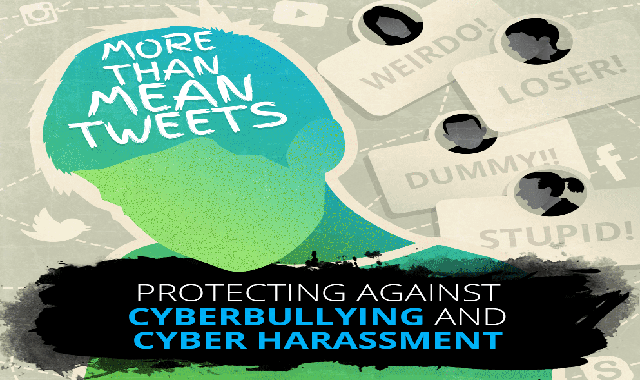 More Than Mean Tweets: Protecting Against Cyberbullying and Cyber Harassment #infographic