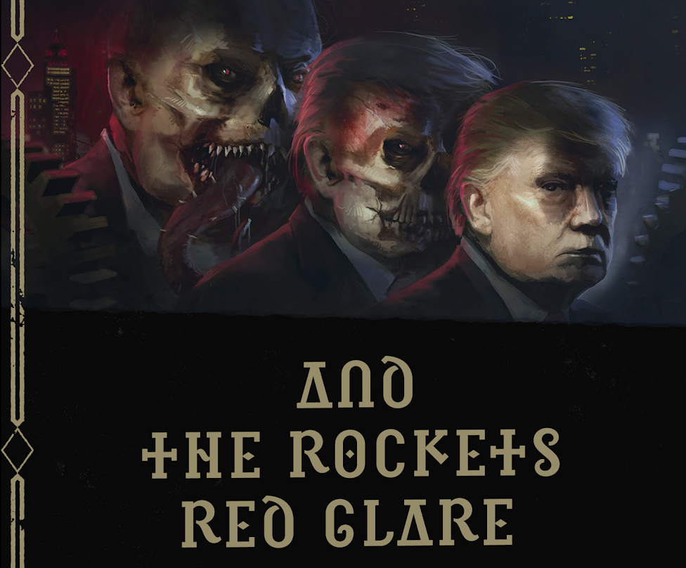 [KULT] AND THE ROCKETS RED GLARE - RECENZJA