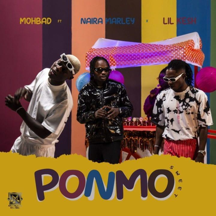 Mohbad X Naira Marley X Lil Kesh – Ponmo Sweet (prod. Rexxie) #Arewapublisize