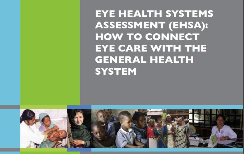 EYE HEALTH SYSTEMS ASSESSMENT