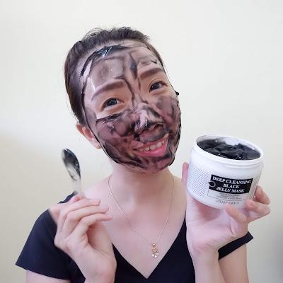 Kiyandra 2 Masker Jelly Eileen Grace