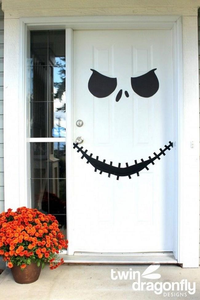 25 ideas de decoracin de Halloween para tu hogar