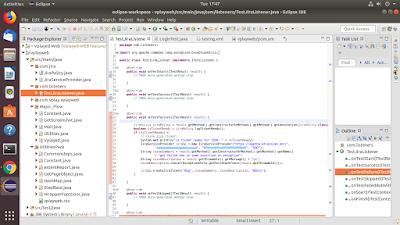 Selenium Script to file failed automation test to JIRA