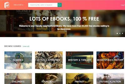 مواقع لقراءة الكتب وتحميلها بشكل مجاني