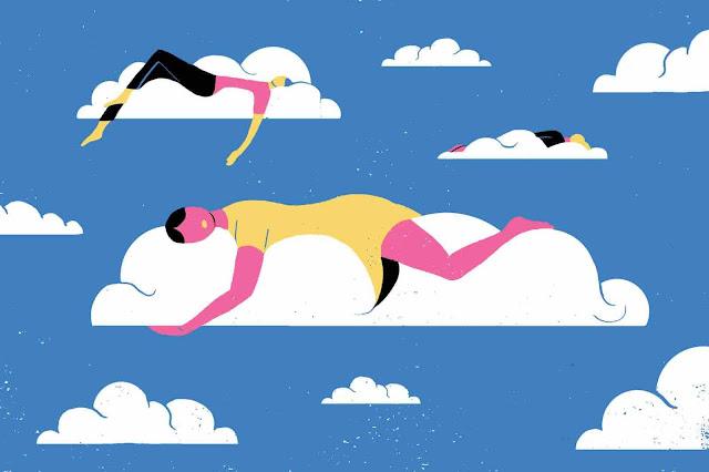 【運動手札】從運動疲勞中快速恢復,你需要注意哪些細節? - 激烈運動之後,務必要提供身體 8 小時以上的優質睡眠