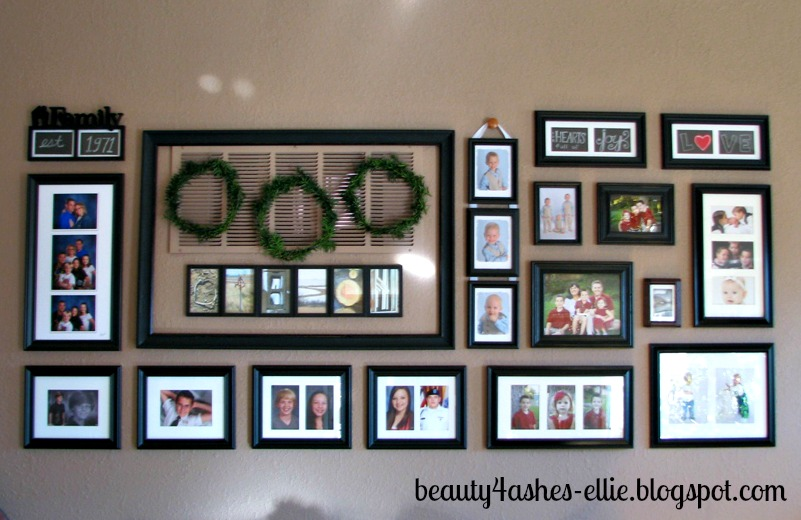 How To Put Up Picture Frames - Home Safe