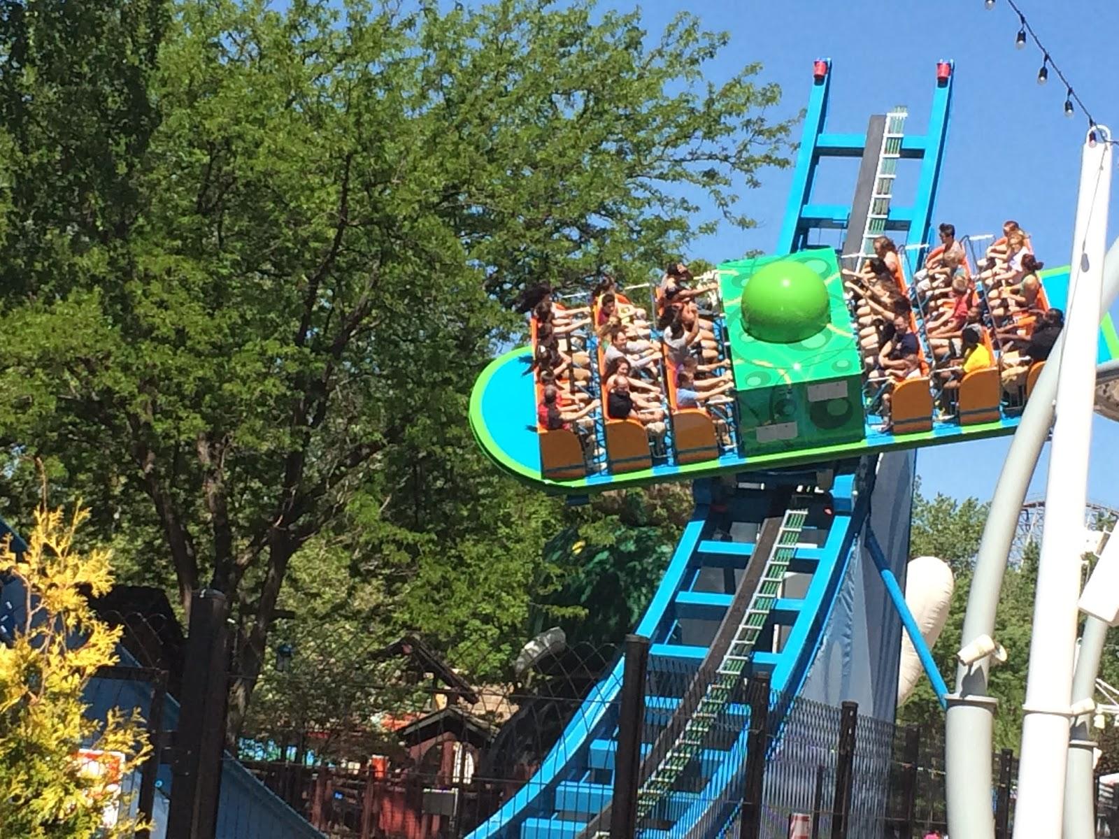 Pipe Scream Cedar Point