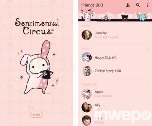 Download Kumpulan Tema Line Gratis MOD APK for Android Official Terlengkap