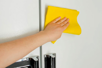 Como tirar o amarelado dos eletrodomésticos
