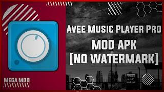 Avee Music Player Pro [NO WATERMARK - PREMIUM] Latest (V1.2.101)