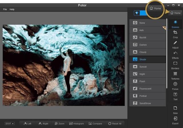 Download Fotor Photo Editor Windows