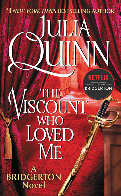 Book Review: The Viscount Who Loved Me (The Bridgertons #2) by Julia Quinn | About That Story