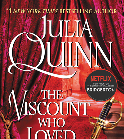 Book Review: The Viscount Who Loved Me (Bridgertons #2) by Julia Quinn