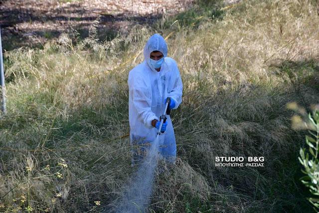 Το πρόγραμμα ψεκασμών για τα κουνούπια στους Δήμους της Αργολίδας για την ερχόμενη εβδομάδα