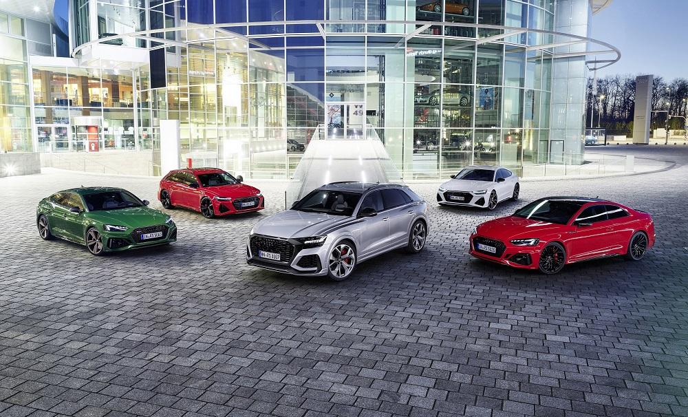 Quá trình phát triển đỉnh cao của các mẫu xe Audi RS
