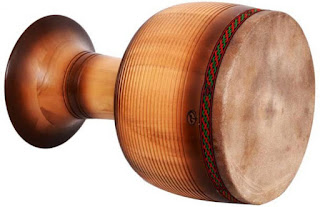 Tonbak, Iranian percussion instrument