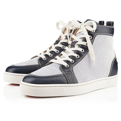 Black Suede Boat Shoe Look