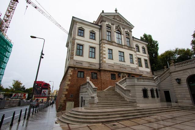 Museo Frederic Chopin-Varsavia