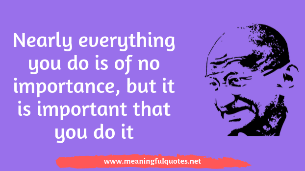 Mahatma Gandhi jayanti quotes and wishes