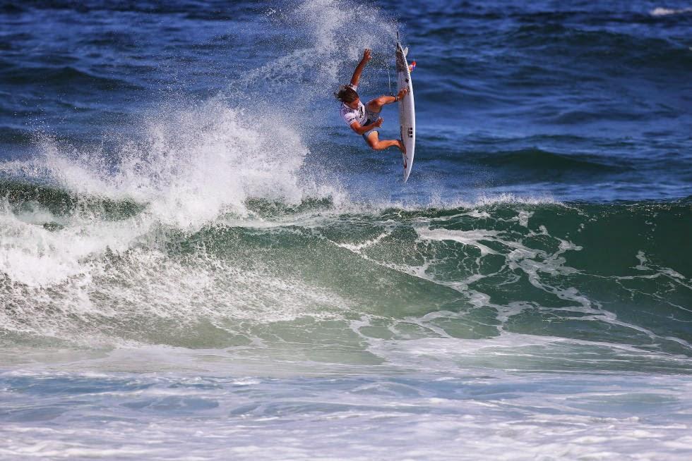 11 Matt Wilkinson Oi Rio Pro 2015 Fotos WSL  Daniel Smorigo