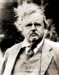 G. K. Chesterton - Cómo escribir relatos policíacos