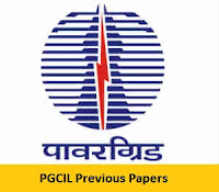 PGCIL Previous Papers