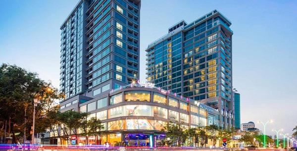 Trung tâm thương mại Lucky Plaza