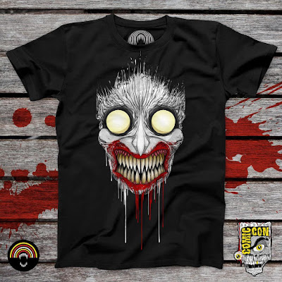 San Diego Comic-Con 2018 Exclusive Alex Pardee T-Shirts
